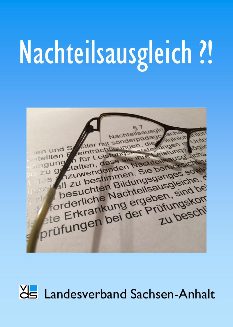 Titelansicht der Broschüre Grundwissen zur Beschulung von Schülern mit Autismus